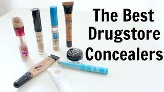 Best Drugstore Concealers | samantha jane