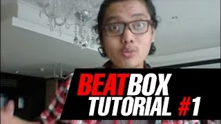 Tutorial Beatbox 1 - Dasar/Basic Beatbox by Jakarta Beatbox Indonesia
