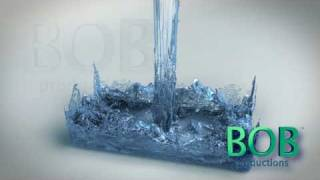 6,000,000+ Particle Water Realflow Simulation HD thumbnail