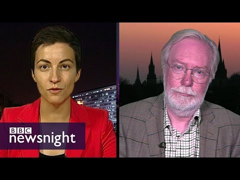 Will quotas for migrants in Europe work? DEBATE - Newsnight