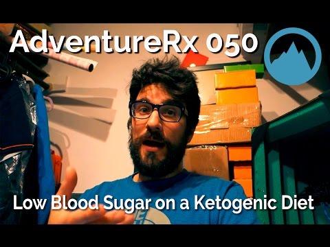 AdventureRx 050 Ketogenic diet and type 1 diabetes | Low blood sugars!!