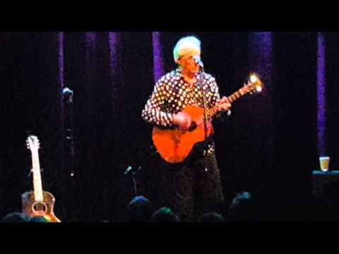 Robyn Hitchcock - David Bowie Encore- Sellersville Theater 1/28/2016