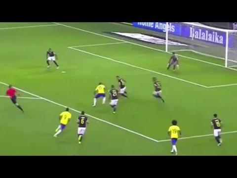 Paulinho AMAZING DRIBBLING SKILLS ▶ BRAZIL VS ECUADOR 0-0 WC QUALIFICATIONS