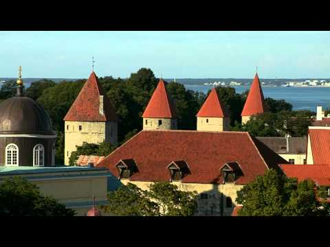 A walk through Tallinn (short version)