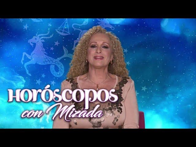 Los horóscopos de Mizada | Viernes 19 de octubre
