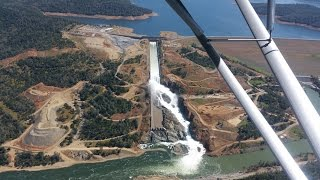 Repeat youtube video Oroville 15 May Update -Recovery