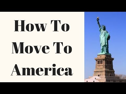 How To Move To The USA | Types of VISAS