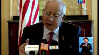 #MH 17 -  DALAM BERITA NASIONAL 1 OGOS 2014
