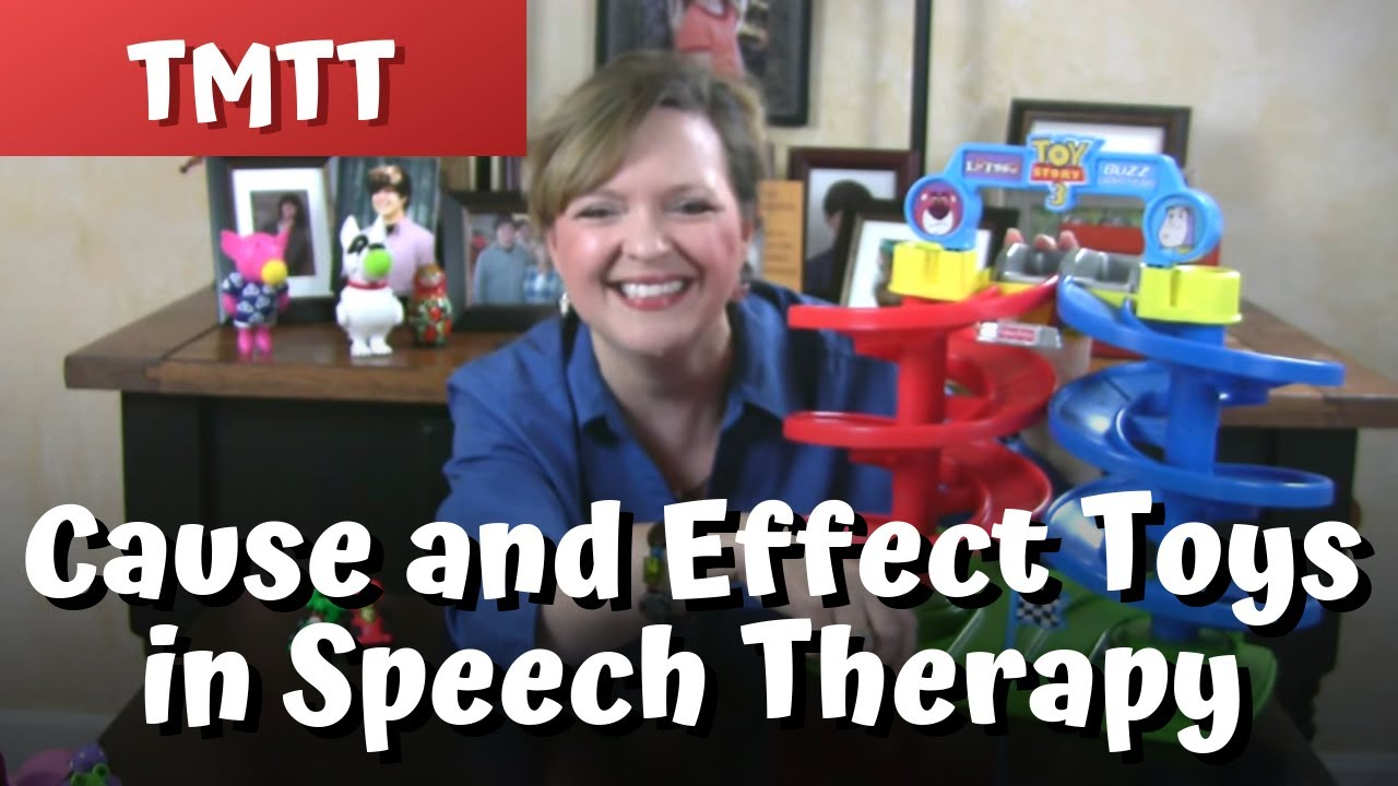 Cause And Effect Toys : Cause and effect toys in speech therapy tip of
