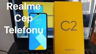 Oppo Realme C2  Cep Telefonu Kutu Açılışı İncelemesi 3GB RAM/64GB Hafıza