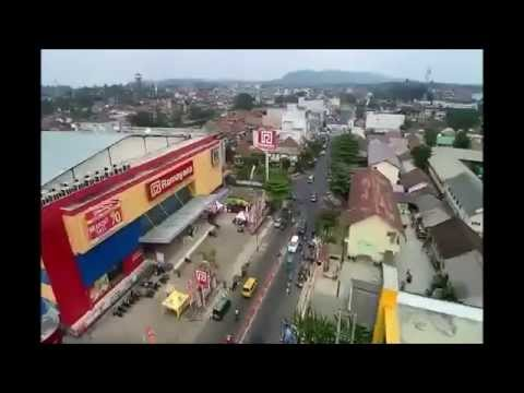 Yuneec Q500+ first flight   footage Baturaja, Kab  OKU, Sumatera Selatan, Indonesia