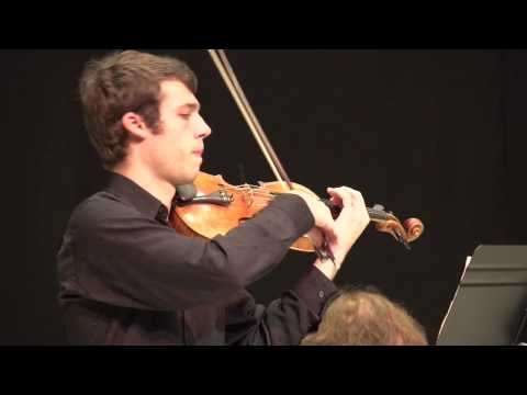 A Violin/Piano Recital by Alexey Osipov and Andrei Reshetnik