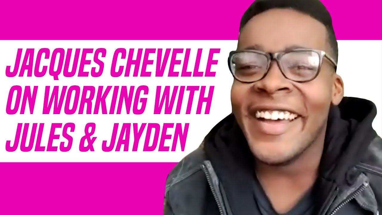 Side Hustle Star Jacques Chevelle on Jules LeBlanc and Jayden Bartels: 'They Are in Sync'