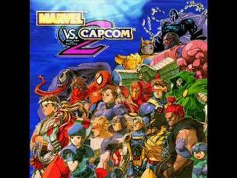 Marvel Vs  Capcom 2 Music - Clock Tower Stage