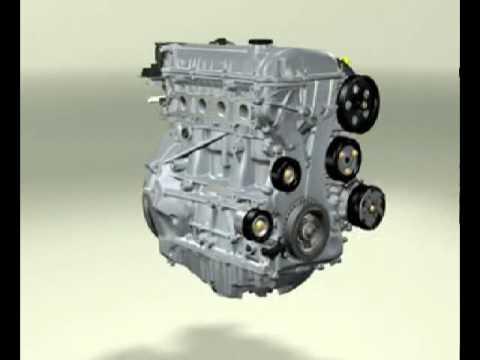 mazda 6 ensamble del motor youtube rh youtube com Mazda B6T Mazda Wankel Engine