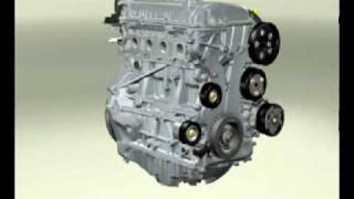 Mazda 6 Ensamble Del Motor