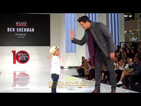 IP Fashion : Adu Keceh Anak Artis di Jakarta Fashion Week 2018