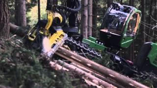 John Deere Forstmaschinenvideos