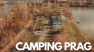 Camping in Prag - KKK Camping an der Moldau - Vorstellung