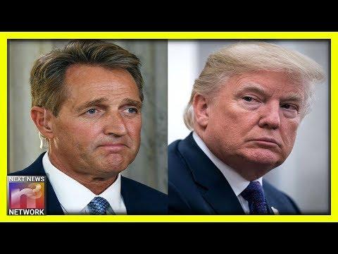 Perfect! Arrogant Never-Trump Idiot Jeff Flake Is Heading to Harvard