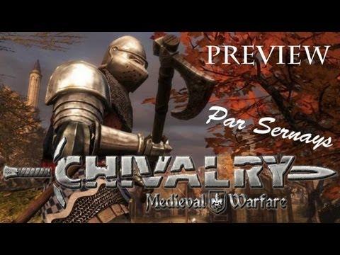 [Découverte] Chivalry : Medieval Warfare par Sernays