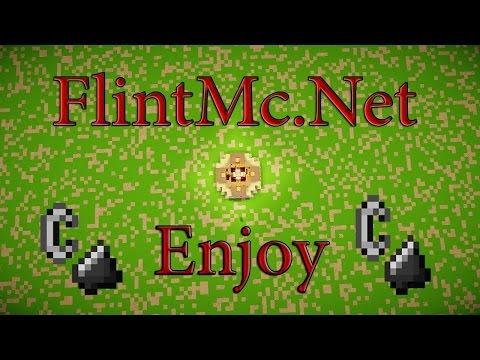 افتتاح سيرفر فلنت امسي FlintMC Server Open l 1 7 & 1 8