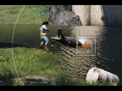 Far Cry 4 Sneaky Crocodile - YouTube
