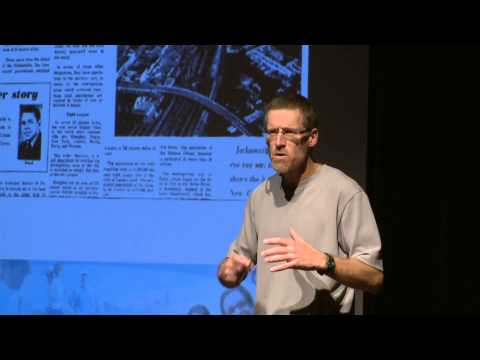 The Power of Just Growth: Chris Benner at TEDxSacramento City 2.0
