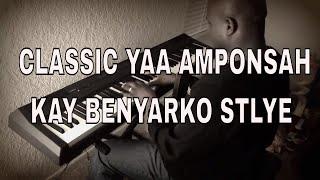yaa amponsah piano kay benyarko style ghana piano highlife classic