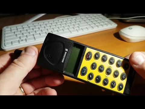 Old Stuff-Ericsson GA628 Mobile Phone
