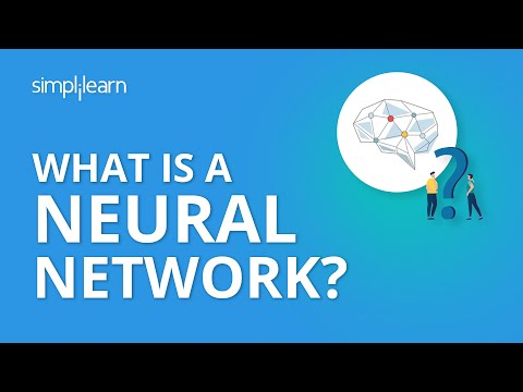 What is a Neural Network? | How Deep Neural Networks Work | Neural Network Tutorial | Simplilearn