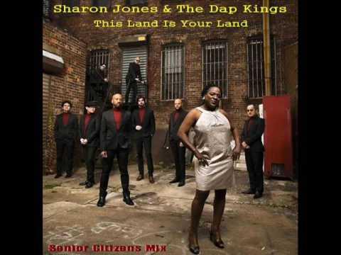Sharon Jones & The Dap Kings - This Land Is Your Land (Senior Citizens Mix)