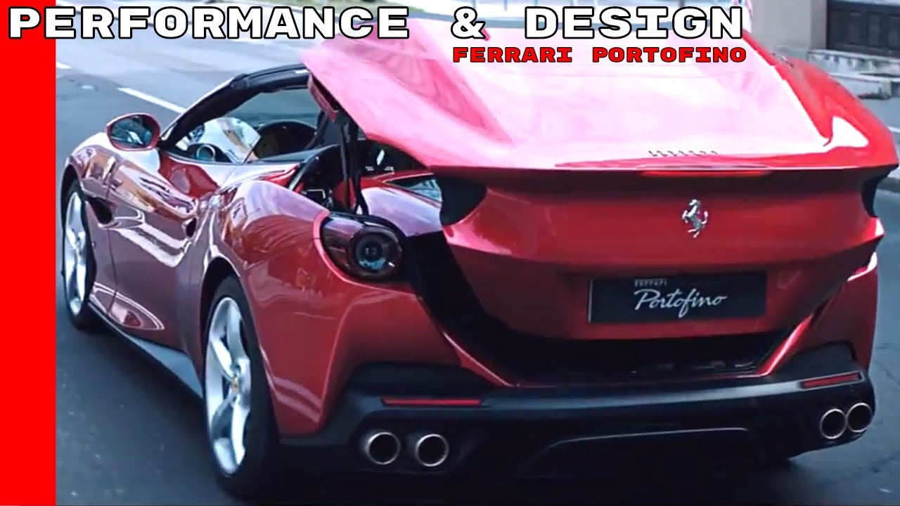2018 ferrari drivers. delighful ferrari 2018 ferrari portofino performance u0026 design for ferrari drivers