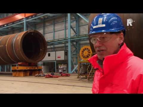 De offshore-windindustrie - 7 Minuten