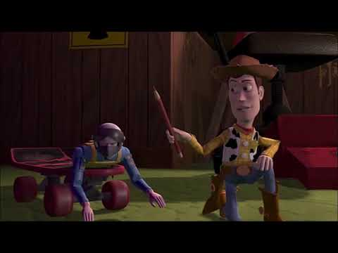 Toy Story With Teletubbies Part 18: Dipsy Asks For Help/The Rescue Mission