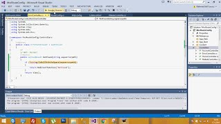 asp net mvc   route config sayfa bulunamadı hata sayfası yapımı ders 10