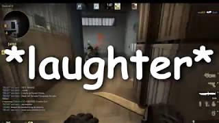 CSGO with Bloodshed - Funny Moments
