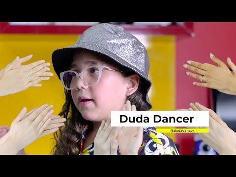 Kevin Vem #06 - Duda Dancer, A Princesinha Do Passinho