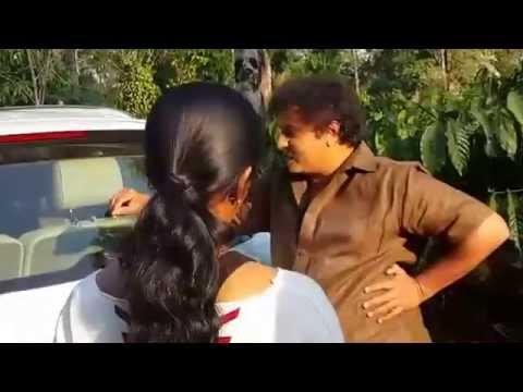crazy star ravichandran shooting scene