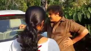 crazy star ravichandran shooting scene