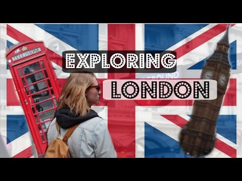 | Being a Tourist in LONDON! |