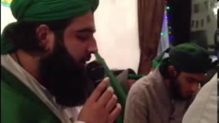 AliNawaz bhai reading Naat Madina Madina hamara Madina