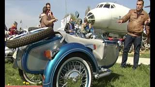 У Києві показали яким був перший автомобіль в історії людства