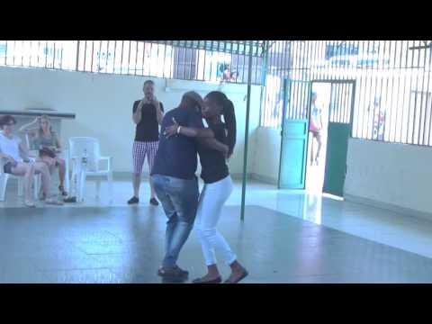 Celson e Elsa ( Movimento Kizomba de Angola )  Semba