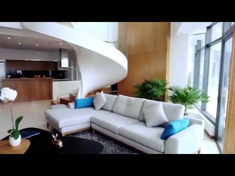 The Peak Penthouse Walk Through - HCMC, Vietnam