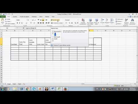 Cómo ajustar texto en celda de Excel o Ajustar Texto en Excel