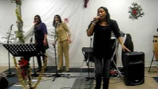 D.B.C. Praise & Worship Team - Everybody blow your trumpet