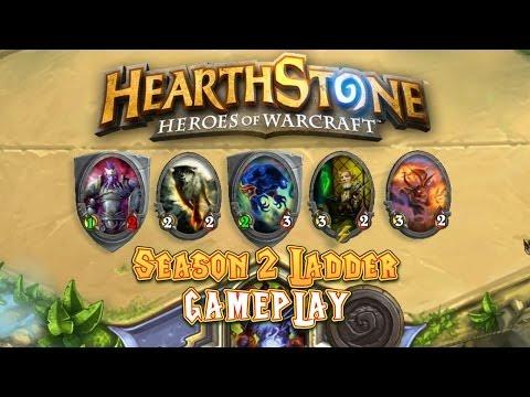 Hearthstone: Climbing S2 Ladder (Part 5)