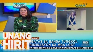 Unang Hirit: Ano ba ang cyberlibel? | Kapuso Sa Batas