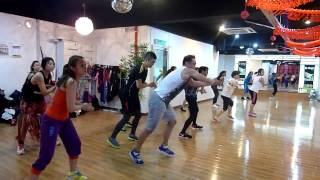 Kukuwa Dance Workout with Malaysia Master Trainer David Thoong